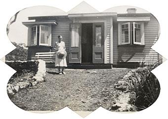 Sadie Biddulph in 1950